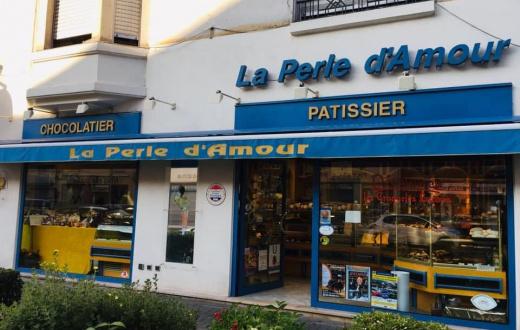 LA PERLE D'AMOUR